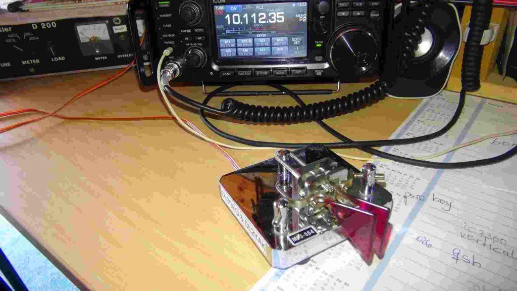 CW auf 10 MHz